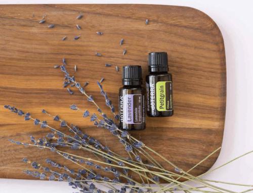 Schlaf gut – mit Lavendel und Petitgrain