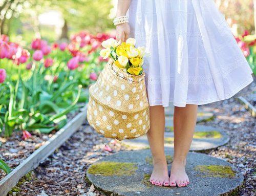 Geniesse den Frühling mit Ätherischen Ölen